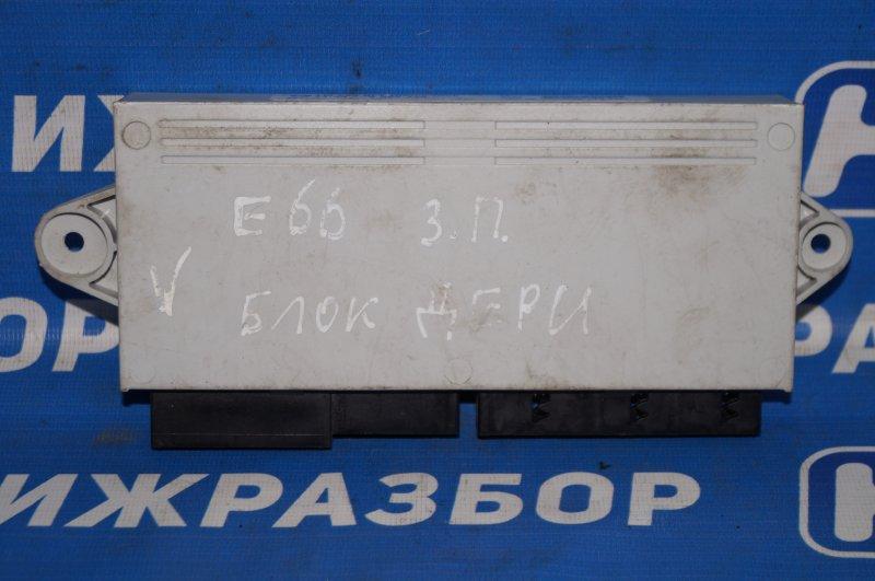Блок комфорта Bmw 7-Серия E65/E66 4.8 N62B48 задний правый (б/у)