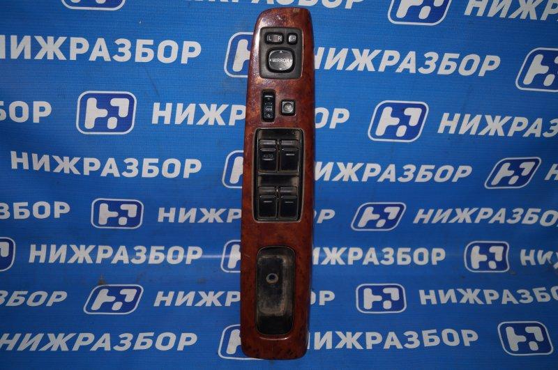 Блок управления стеклоподъемниками Toyota Camry V30 2001 (б/у)