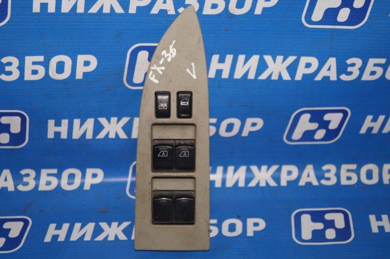 Блок управления стеклоподъемниками Infiniti Fx 35 S50 2003 (б/у)