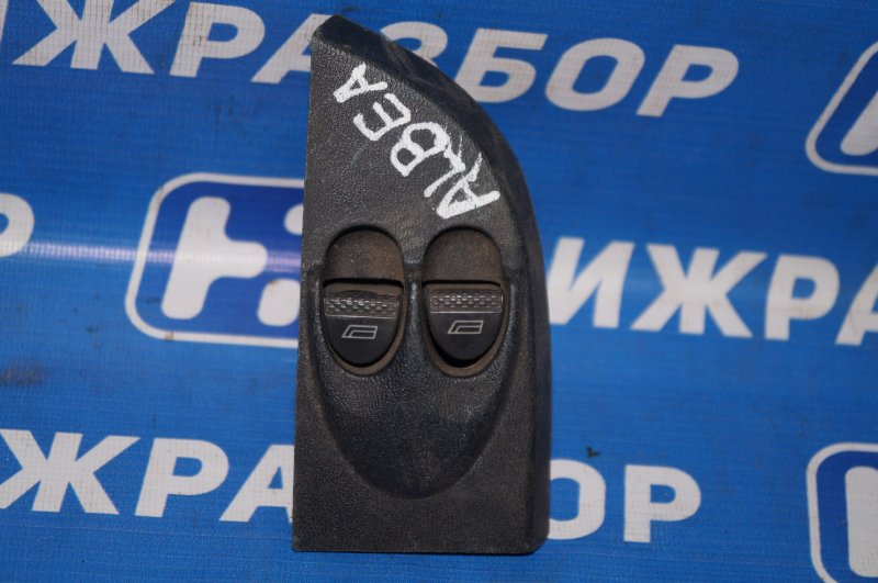 Блок управления стеклоподъемниками Fiat Albea 2002 (б/у)