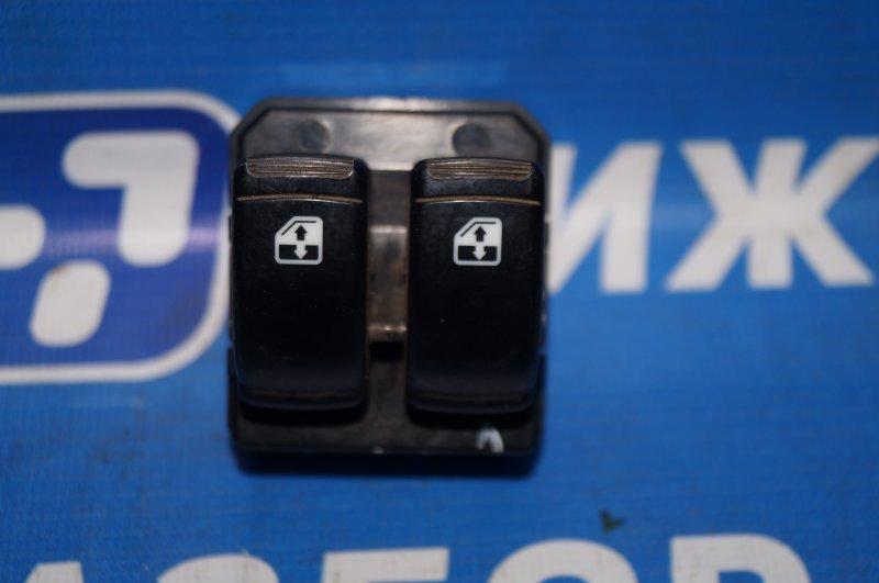 Блок управления стеклоподъемниками Chevrolet Aveo T250 2005 (б/у)