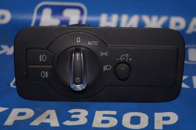 Переключатель света фар Volkswagen Touareg NF 2010 (б/у)