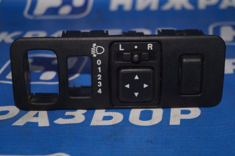 Переключатель регулировки зеркал Mitsubishi Carisma DA (б/у)