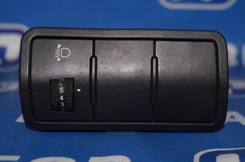 Кнопка корректора фар Hyundai Solaris 1 2010 (б/у)