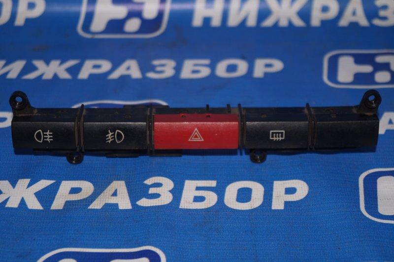 Кнопка аварийной сигнализации Fiat Albea 2002 (б/у)