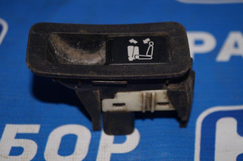 Кнопка регулировки сидения Mitsubishi Outlander Xl CW 2006 задняя правая (б/у)