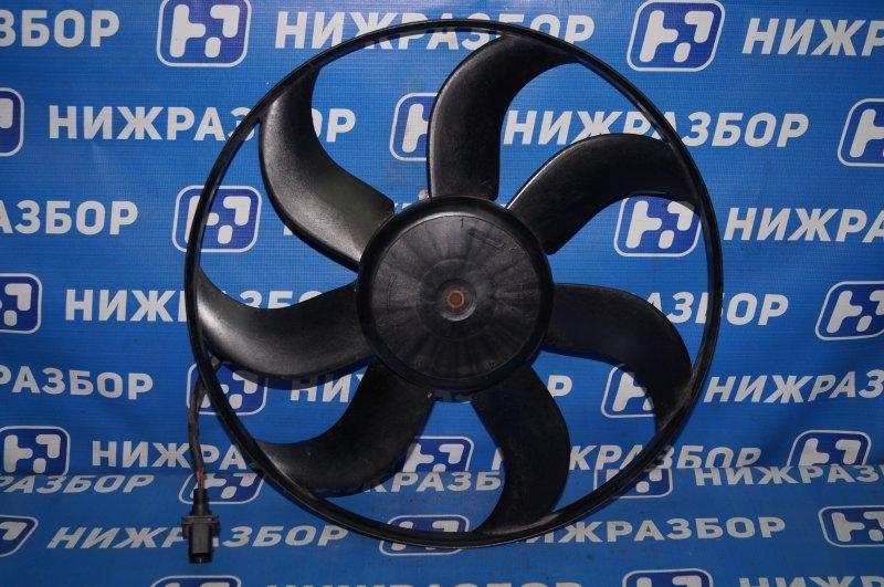 Вентилятор радиатора Volkswagen Polo Sedan 1.6 (CWV) 554656 2018 (б/у)