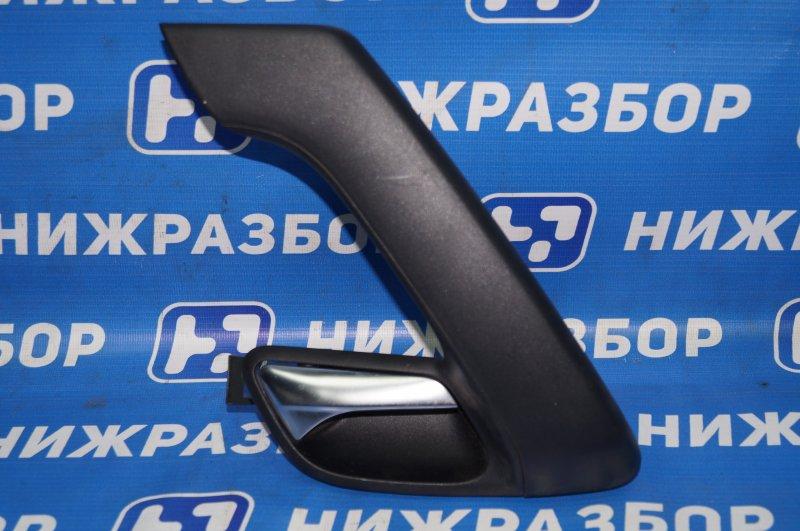 Ручка двери внутренняя Volkswagen Polo Sedan 1.6 (CWV) 554656 2018 задняя правая (б/у)