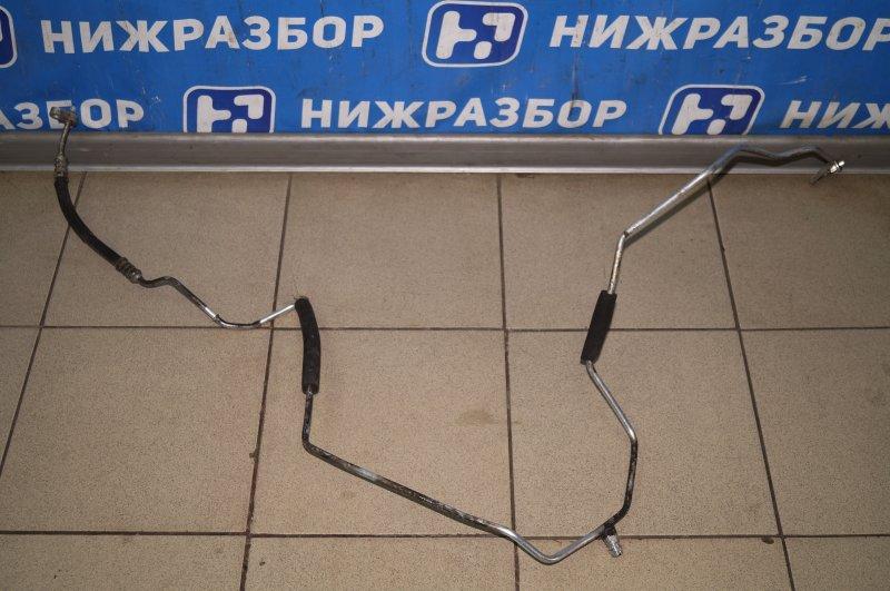 Трубка кондиционера Opel Astra J СЕДАН 1.4T (A14NET) 19DV2533 2013 (б/у)