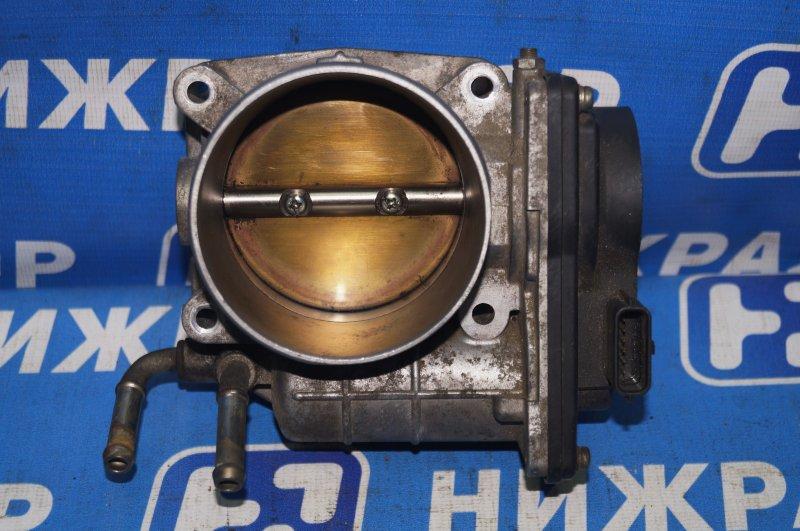 Заслонка дроссельная Nissan Murano Z50 3.5 2004 (б/у)