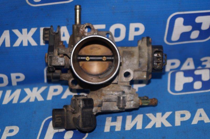 Заслонка дроссельная Toyota Probox 1.3 2NZ-FE (б/у)