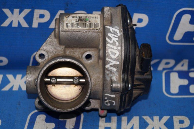 Заслонка дроссельная Ford Focus 2 1.6 2005 (б/у)