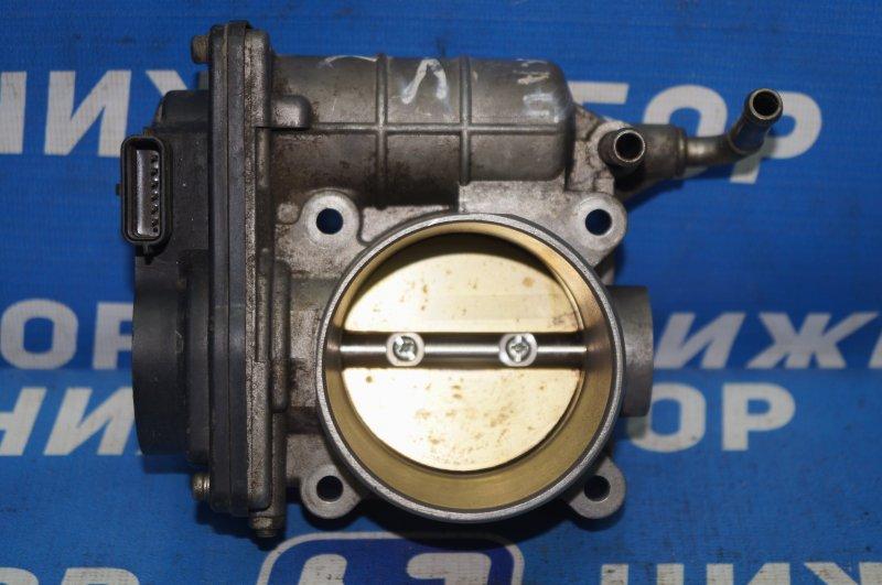 Заслонка дроссельная Nissan Qashqai 2.0 2006 (б/у)