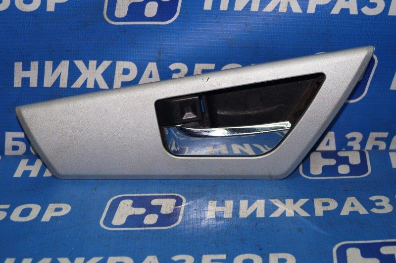 Ручка двери внутренняя Lifan X60 1.8 (LFB479Q) 140107303 2014 передняя левая (б/у)