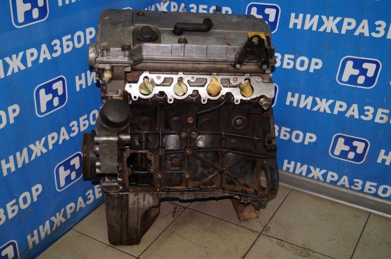 Двигатель (двс) Ssang Yong Kyron 2005-2015 2.3 (161951) №10029480 2013 (б/у)