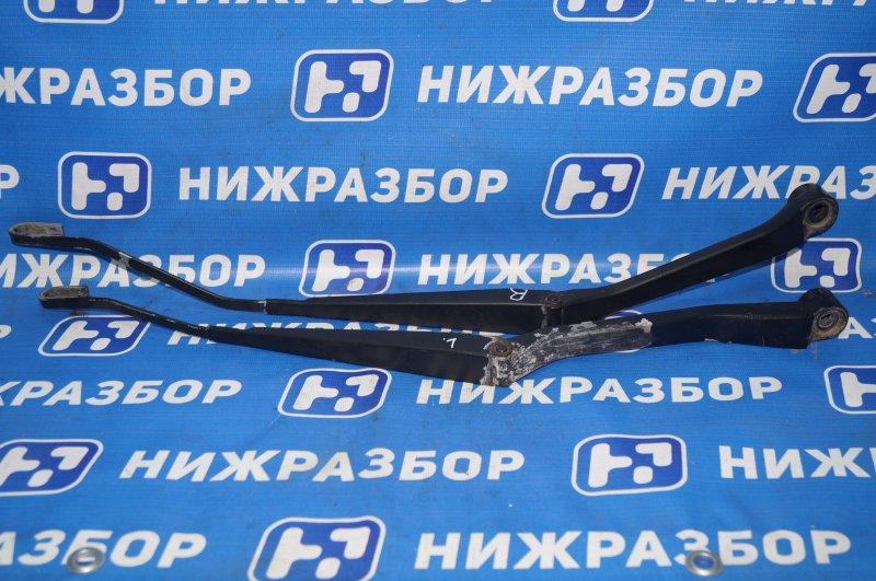 Поводок стеклоочистителя Vortex Tingo T11 1.8 (SQR481FC) FFBC01442 2011 передний (б/у)