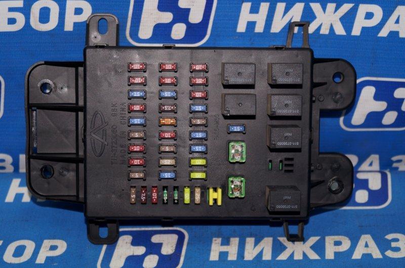 Блок предохранителей Vortex Tingo T11 1.8 (SQR481FC) FFBC01442 2011 (б/у)