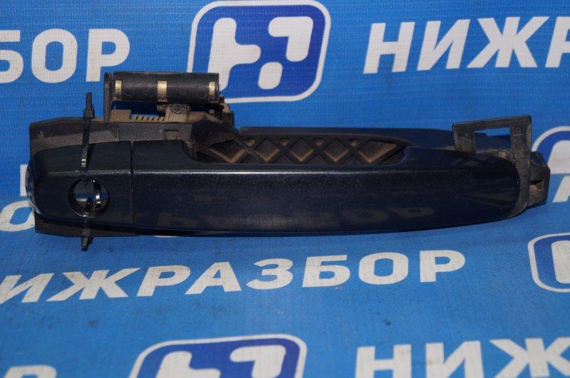 Ручка двери наружная Vortex Tingo T11 1.8 (SQR481FC) FFBC01442 2011 передняя правая (б/у)