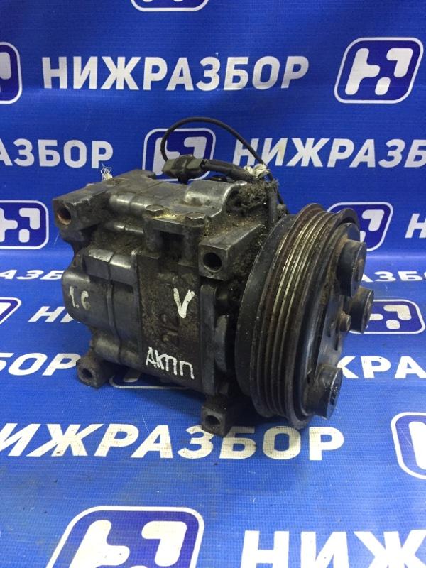 Компрессор кондиционера Mazda 323 BG (б/у)
