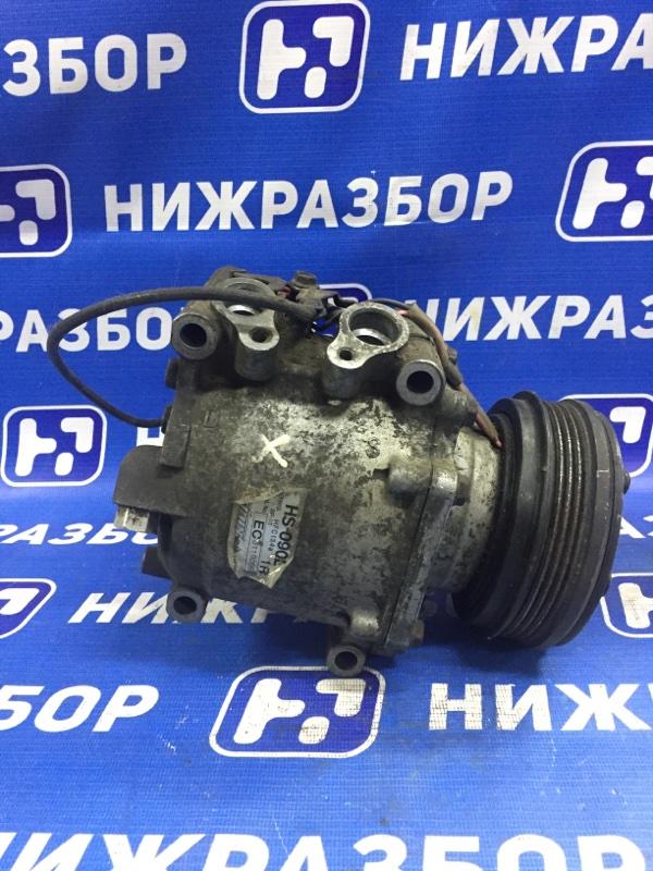 Компрессор кондиционера Honda Hr-V 1999 (б/у)
