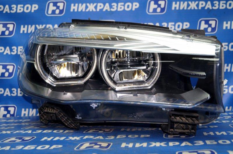 Фара Bmw X6 F16 2014 правая (б/у)