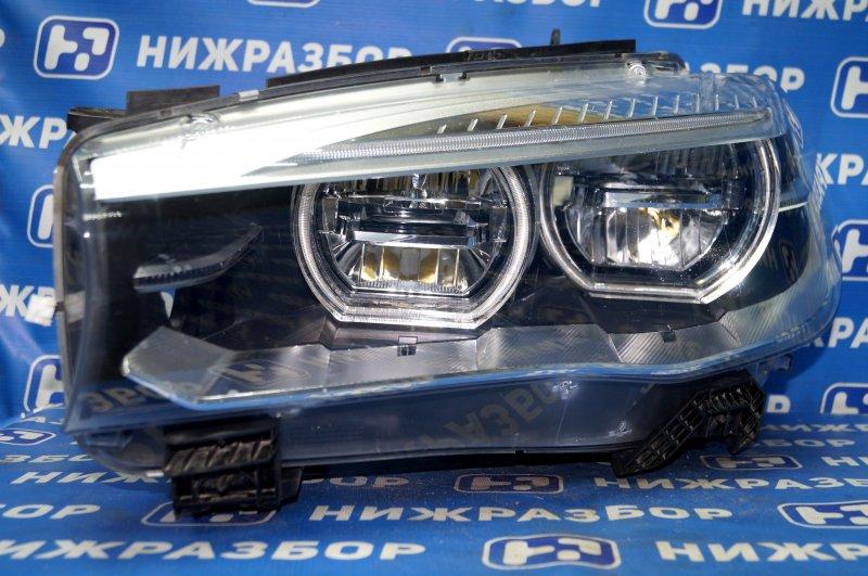 Фара Bmw X5 F15/F85 2013> левая (б/у)