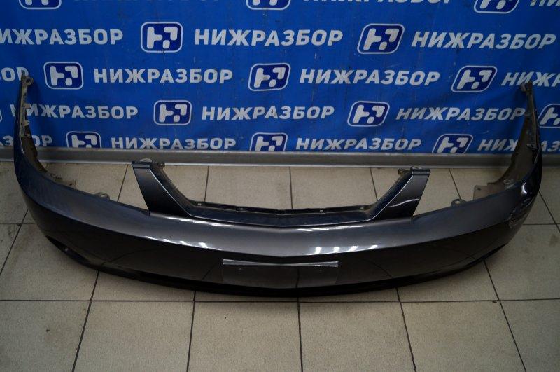 Бампер Kia Spectra 2001 передний (б/у)
