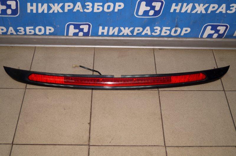 Спойлер багажника Vortex Tingo T11 1.8 (SQR481FC) FFBC01442 2011 (б/у)
