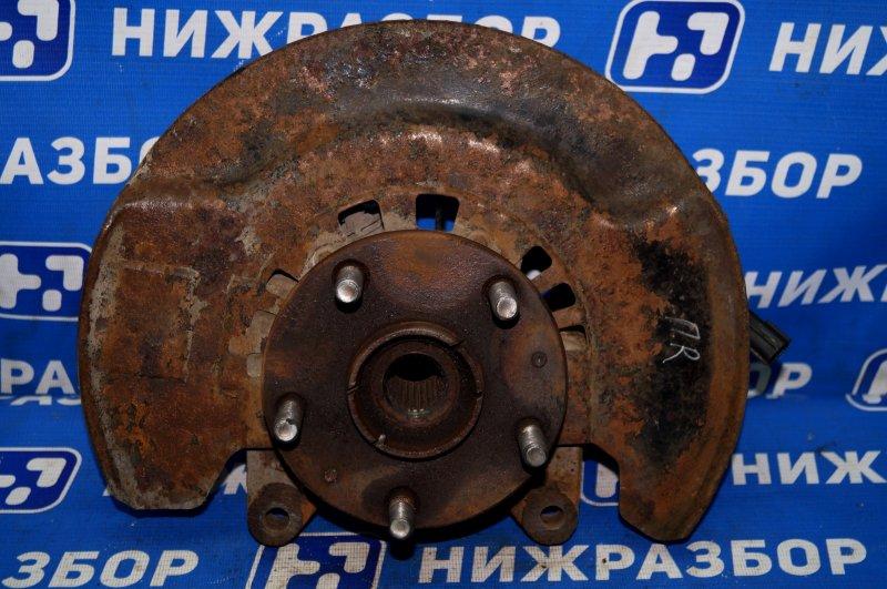 Кулак поворотный Vortex Tingo T11 1.8 (SQR481FC) FFBC01442 2011 передний правый (б/у)