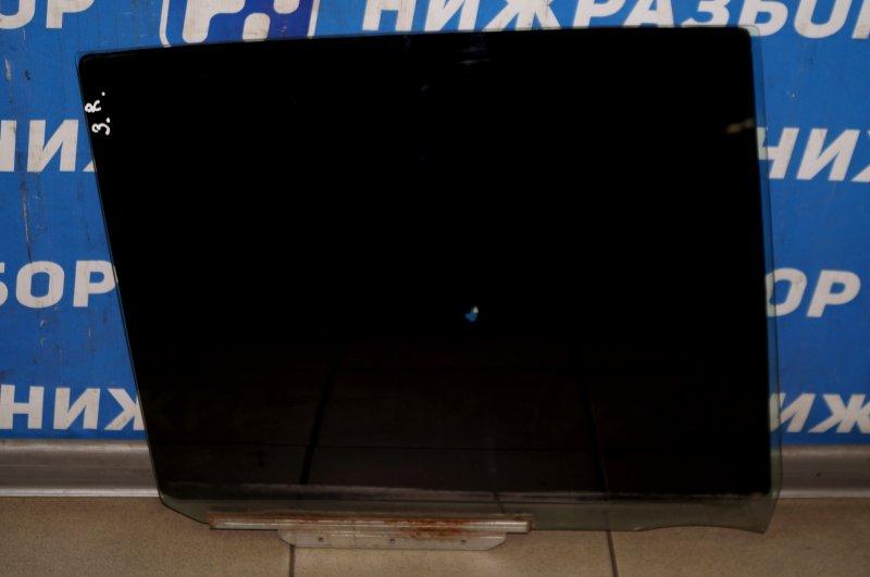 Стекло двери Vortex Tingo T11 1.8 (SQR481FC) FFBC01442 2011 заднее правое (б/у)