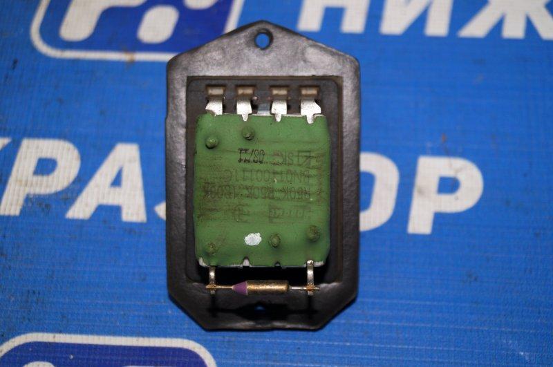 Резистор отопителя Vortex Tingo T11 1.8 (SQR481FC) FFBC01442 2011 (б/у)