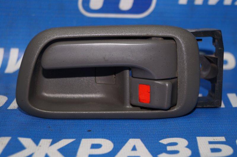 Ручка двери внутренняя Vortex Tingo T11 1.8 (SQR481FC) FFBC01442 2011 задняя левая (б/у)