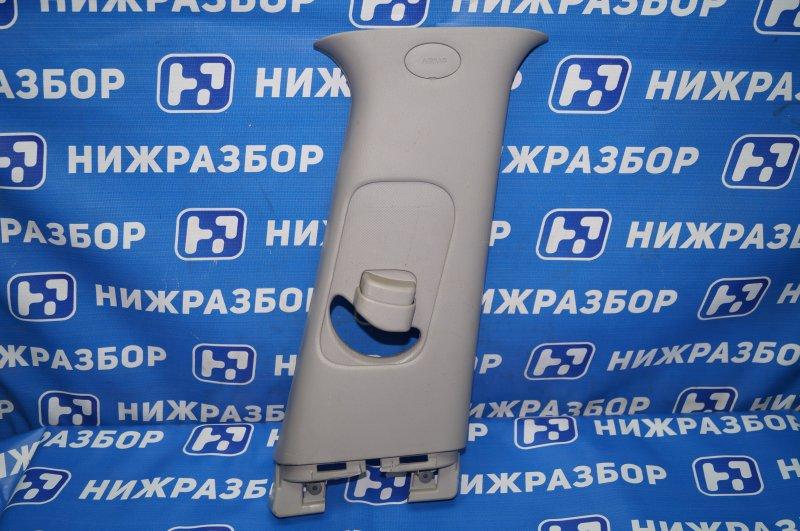 Обшивка стойки Kia Sportage 3 2.0 (G4KD) 2013 правая верхняя (б/у)