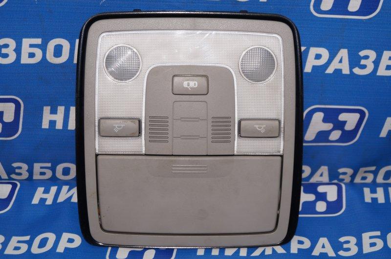 Плафон салонный Kia Sportage 3 2.0 (G4KD) 2013 передний (б/у)