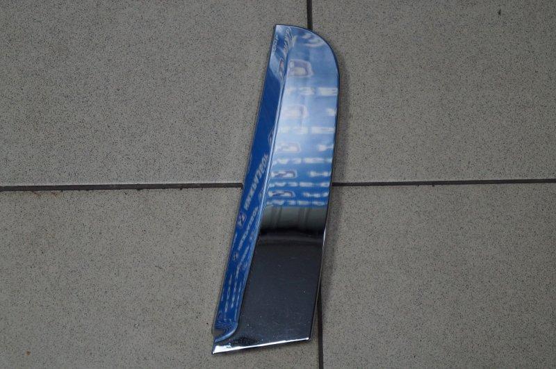 Накладка двери Kia Sportage 3 2.0 (G4KD) 2013 задняя левая (б/у)