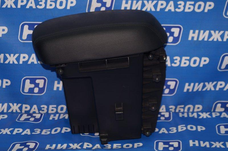 Подлокотник Kia Sportage 3 2.0 (G4KD) 2013 (б/у)