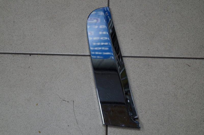Накладка двери Kia Sportage 3 2.0 (G4KD) 2013 задняя правая (б/у)
