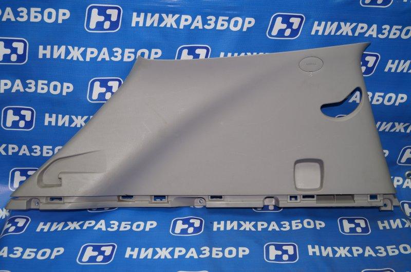 Обшивка стойки Kia Sportage 3 2.0 (G4KD) 2013 задняя левая (б/у)