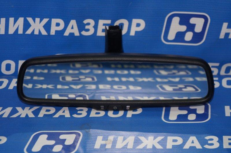 Зеркало салонное Kia Sportage 3 2.0 (G4KD) 2013 (б/у)