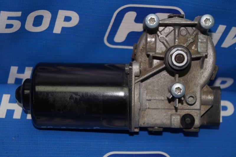 Моторчик стеклоочистителя Kia Sportage 3 2.0 (G4KD) 2013 передний (б/у)