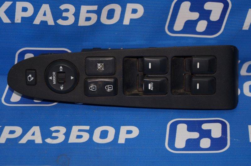 Блок управления стеклоподъемниками Kia Sportage 3 2.0 (G4KD) 2013 (б/у)