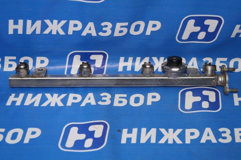 Рампа топливная Kia Sportage 3 2.0 (G4KD) 2013 (б/у)