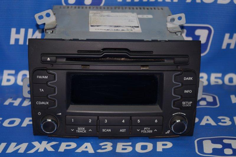 Магнитола Kia Sportage 3 2.0 (G4KD) 2013 (б/у)