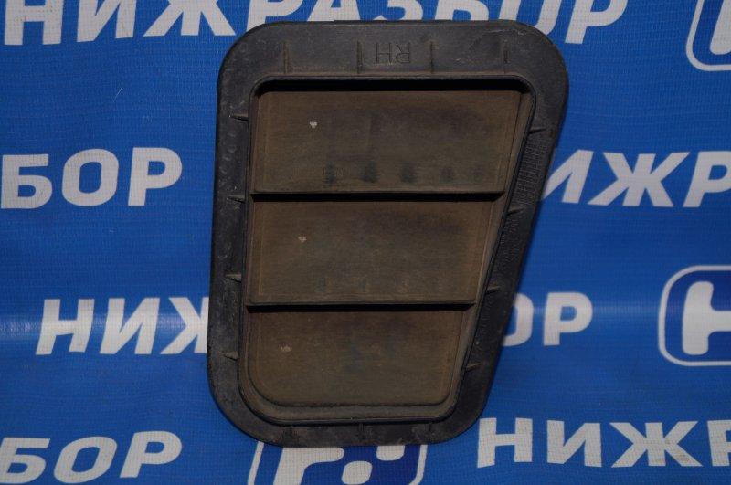 Решетка вентиляционная Kia Sportage 3 2.0 (G4KD) 2013 задняя правая (б/у)