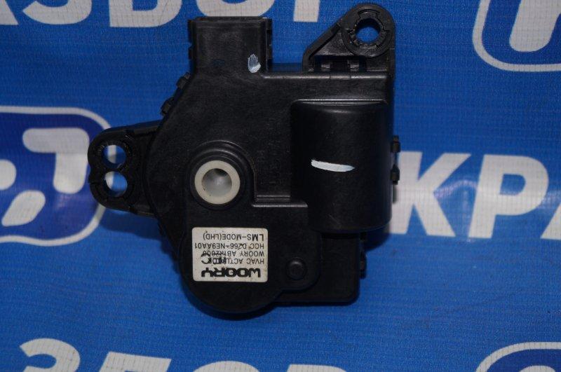 Моторчик заслонки печки Kia Sportage 3 2.0 (G4KD) 2013 (б/у)