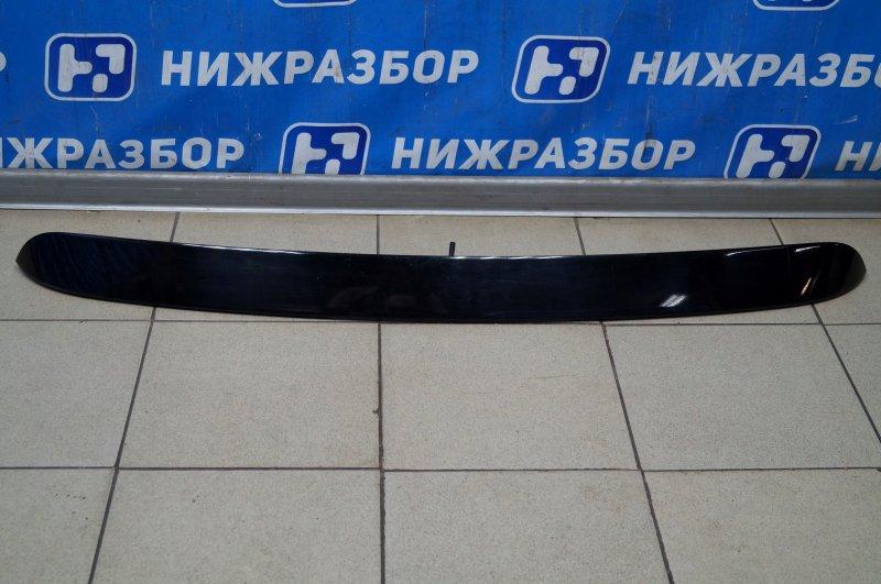 Спойлер багажника Kia Sportage 3 2.0 (G4KD) 2013 (б/у)
