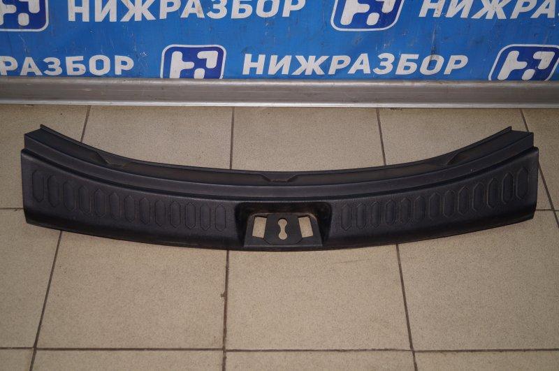 Обшивка багажника Kia Sportage 3 2.0 (G4KD) 2013 (б/у)