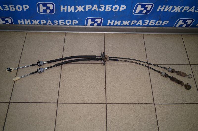 Трос мкпп Kia Sportage 3 2.0 (G4KD) 2013 (б/у)
