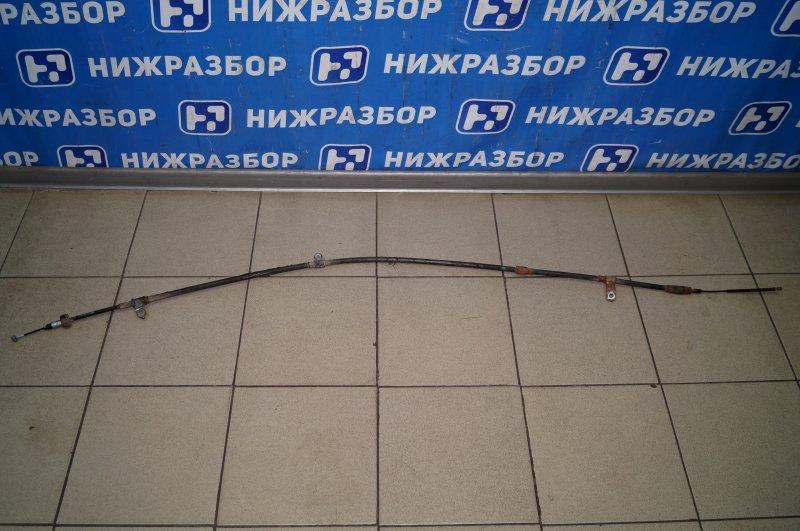 Трос ручника Kia Sportage 3 2.0 (G4KD) 2013 левый (б/у)