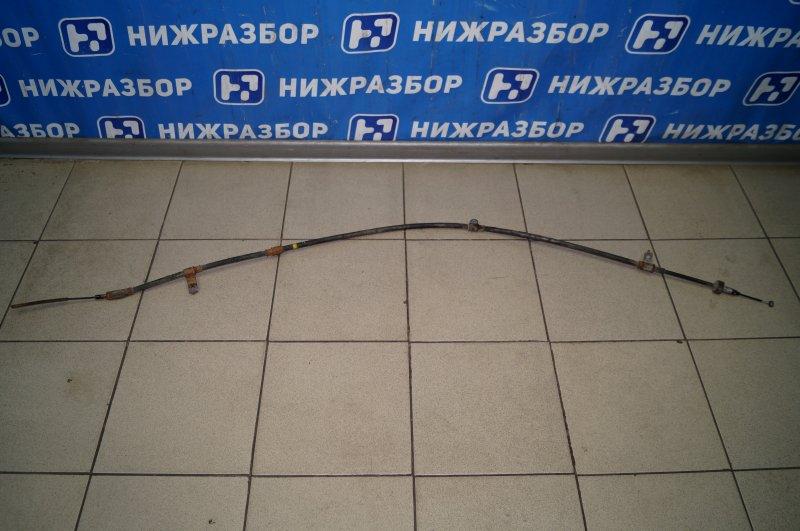 Трос ручника Kia Sportage 3 2.0 (G4KD) 2013 правый (б/у)
